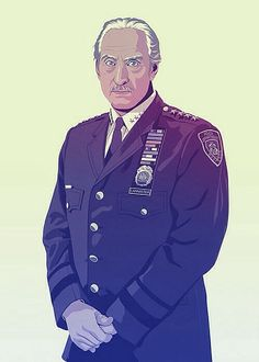 80s Tywin. by Mike Wrobel @ moshi-kun.tumblr.com