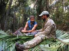 Tonight DUAL SURVIVAL continues with Joe Teti and Matt Graham taking on a new challenge. And, this time, one of them is hurt.   Although Matt and Joe get drop