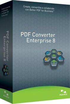 Nuance Pdf Converter Enterprise v8.2 Multilingual