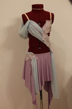 fragile - dance costume