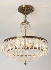 Estelle Flush Ceiling Light