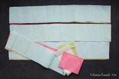 Lorrie Everitt Studio: DIY tissue paper fringe garland