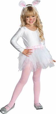 Bunny Ballerina Kids Costume