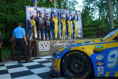 While Forgeline Sales Manager Steve Schardt is on his way to Road America today for the IMSA race this weekend, we're throwing back to the 2013 race, where Forgeline teams on GA3R wheels dominated the podium in Rolex GT. Turner Motorsport BMWs earned first and third while the Park Place Motorsports Porsche took second.  #TBT #Forgeline #GA3R #notjustanotherprettywheel #madeinUSA #RoadAmerica