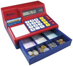 Learning LSP2629-C Resources Cash Register with Canadian Currency by Learning Resources,  IMAGINATIVE TOYS