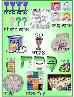 For more Passover ideas, visit www.jecc.org/TeacherCenter or our click and print wiki at www.teachercenter-jecc.wikispaces.com/Pesach