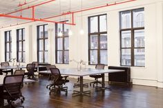 Projective Space – A Community-Centered Coworking Space in NYC
