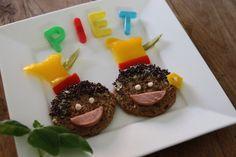 Kids lunch. Lunch kinderen. Koken met Kinderen. DIY. Voor Maeve van mama. Kids Meals, Pudding, Tips, Desserts, Food, Tailgate Desserts, Puddings, Dessert, Postres