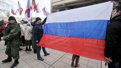 De Russen van de Krim Waarom zetten de etnische Russen van de Krim zich zo af tegen Europa en zien ze in autocraat Vladimir Poetin hun redder?