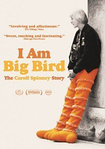 Amazon.com: I Am Big Bird: The Caroll Spinney Story: Caroll Spinney, Frank Oz, Dave LaMattina, Chad N. Walker: Movies & TV