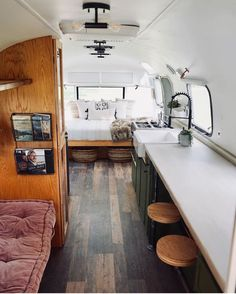 Terrific Photo Airstream Interior bedroom Thoughts There are lots of people that get pleasure from t&; Terrific Photo Airstream Interior bedroom Thoughts There are lots of people that get pleasure from t&; Airstream Bambi, Airstream Vintage, Caravan Vintage, Airstream Remodel, Airstream Renovation, Airstream Interior, Airstream Trailers, Vintage Campers, Airstream Camping