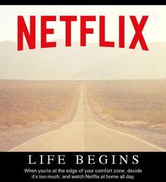 The Netflix effect... #mindset