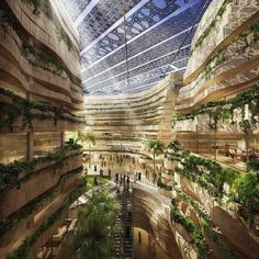 Masdar City Center by LAVA
