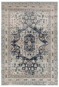 Providence Esquire Brushed Traditional Blue Rug – Rugs a Million Traditional Looks, Traditional Design, Modern Color Palette, Transitional Rugs, Machine Made Rugs, Buy Rugs, Hand Tufted Rugs, Floor Decor, Esquire
