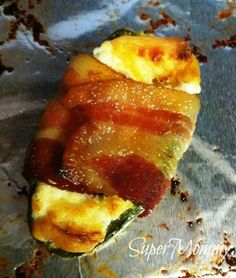 Bacon Jalapeno Poppers Party Recipe