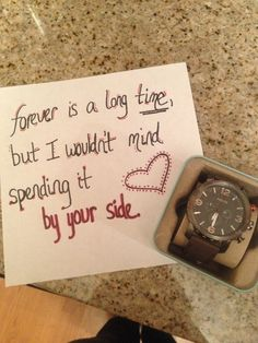 Looking for the perfect romantic Valentine's Day gift? Here are countless Valentine's Day Gifts for boyfriend, that are sweet, romantic and cute. Ldr Gifts For Him, Bf Gifts, Diy Gifts For Boyfriend, Love Gifts, Couple Gifts, Boyfriend Presents, Boyfriend Stuff, Boyfriend Watch, Boyfriend Ideas