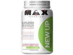 New Up 1kg - Max Titanium - Consumir durante o treino com as melhores condições você encontra no Magazine Edmilson07. Confira!
