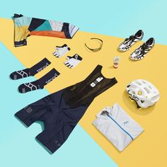 Only The Boldest - Summer Road Cycling Kit Grid.