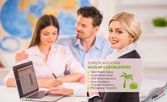 Turizm Acentası Yazılım Çözümlerimiz ✅Tatil Paketi Satışı ✅Uçak Bileti Satışı ✅Otel Rezervasyonu ✅Araç Kiralama ✅Transfer Kiralama ✅Muhasebe Yönetimi 😍www.rikasoft.com