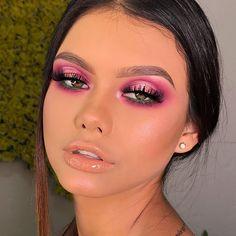 How To Do Makeup, Makeup Tips, Eye Makeup, Unique Makeup, Colorful Makeup, Makeup History, Lime Crime, Dewy Skin, Festival Makeup