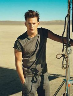 Channing Tatum named 'Sexiest Man Alive 2012' by People Magazine