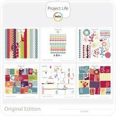 Original Project Life Core Kit - Cherry