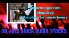 40 Jazz Stock Audio Tracks soon in music hunger you will get all of our music stocks for free <3 Tracks that can be used for anything you want can be used for and not limited to your next projects or your clients used for video background music, background music for audio books or anything you can think of. free music download sites free music free music free musical birthday card free music video free music songs copyright free music Get Free Music, Free Music Video, Music For You, Music Videos, Free Background Music, Video Background, Free Musical Birthday Cards, Stock Audio, Free Music Download Sites
