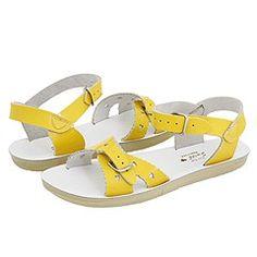 2b53f3b6c5c3 Salt water sandal by hoy shoes sun san sweetheart infant toddler youth shiny