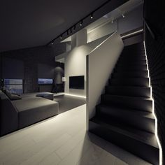 My home by Oporski Architektura, via Behance