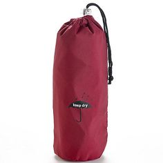 Brolly Bag Ruby Red - from Lakeland