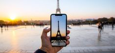 View top-quality stock photos of Tourist Taking Picture Of Eiffel Tower With Smart Phone Personal Perspective View Paris France. Find premium, high-resolution stock photography at Getty Images.