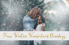 DLOLLEYS HELP: Free Winter Wonderland Snow Overlays