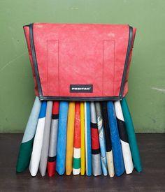 FREITAG's Dexter, my everyday bag!