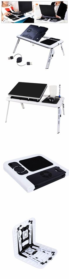 Adjustable Portable Folding Table Bed Desk Stand for Computer Laptop Notebook PC for sale online Portable Laptop Table, Laptop Tray, Computer Laptop, Laptop Computers, Computer Workstation Desk, Pc Desk, Lap Table, Pc For Sale, Laptop Cooling Pad