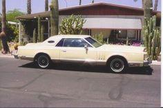 1978 Lincoln Mark V for sale (AZ) - $11,900 OBO REDUCED PRICE! Rare Classic '78 Lincoln Mark V - Cartier Edition Call Wally @ 480-380-1723