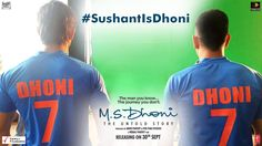 Check out the latest teaser of M.S. Dhoni : The untold story