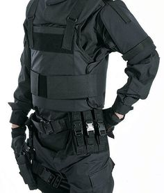 Bulletproof Vests, Bomb Blankets and Armour