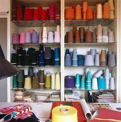 761a03505283 Antwerp fashion designer workspace Quilting Room