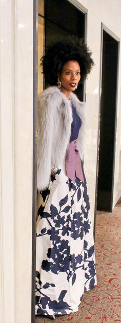 Holiday Glam with eShakti – Fab Four Fashion
