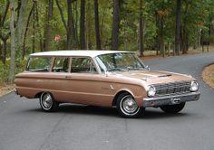 963 Ford Falcon Wagon