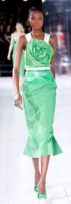 Prabal Gurung's given us much to look forward to at Fashion Week!