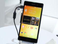 Sony actualiza su 'flagship' en el MWC 2014 y lanza el Xperia Sony, Mobile World Congress, Barcelona, Events, Barcelona Spain