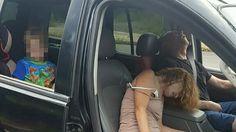 Horror für einen Vierjährigen: Eltern spritzen sich Heroin und liegen bewusstlos im Auto