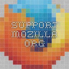 support.mozilla.org
