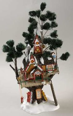 Department 56 North Pole Woods at Replacements, Ltd