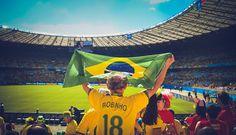 Pessoas, Multidão, Esporte, Estádio