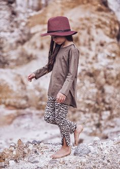 Children of the Tribe - Boho kids fashion