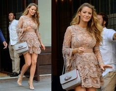 Blake Lively Looked Stunning in Elie Saab Couture http://ift.tt/28Q1F5e #FashionStyleMag #Fashion
