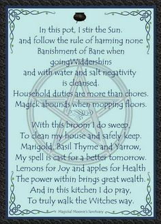 From: Pinterest and Magickal Moonie's Sanctuary We are all in need of a little Magick and some day's even more. Brightest Blessings Sisters and Brothers, SunRay Sorceress