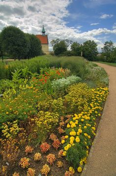 Prague Botanic Garden